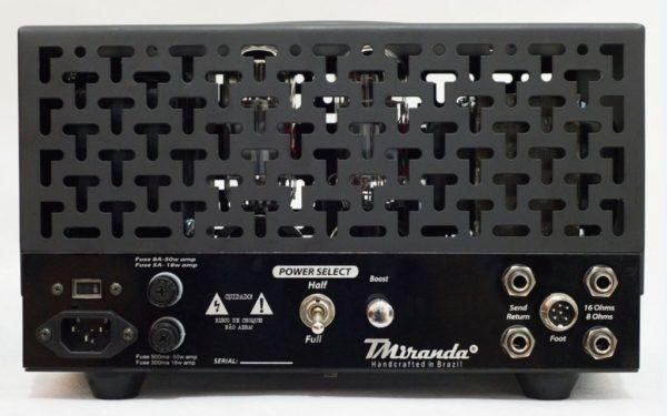 Colossal 3 50w (The Warrior) - Amplificadores Valvulados & pedais de efeito - TMiranda 6