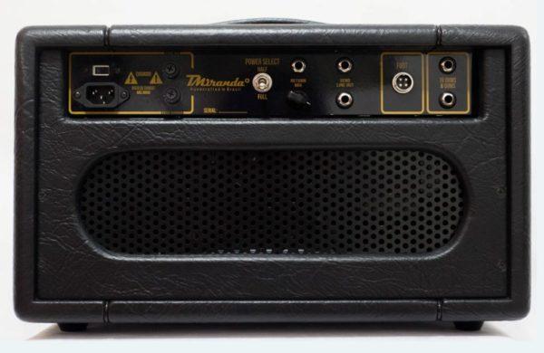 King 30 Head - Amplificadores Valvulados & pedais de efeito - TMiranda 3