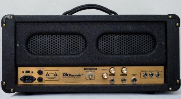 Head Highway 800+ - Amplificadores Valvulados & pedais de efeito - TMiranda