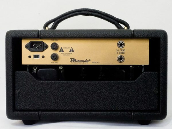 Plexi Jr - 1watt - Amplificadores Valvulados & pedais de efeito - TMiranda 1