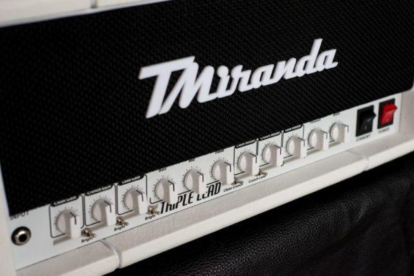 Triple Lead - Amplificadores valvulados  - TMiranda 1