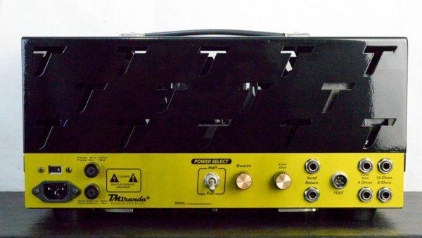 Amplificador valvulado M800 - Amplificadores valvulados  - TMiranda