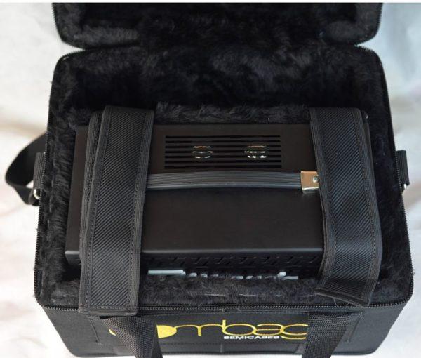 Amplificador valvulado Micro 800 - Amplificadores valvulados & pedais de efeito - TMiranda 1