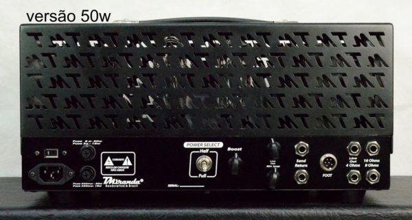 Amplificador valvulado Overdrive Special - Amplificadores valvulados & pedais de efeito - TMiranda 1