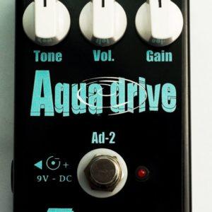 Aqua Drive – Super overdrive effect pedal