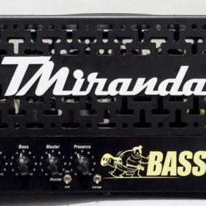 Bass Tube Amp 200w