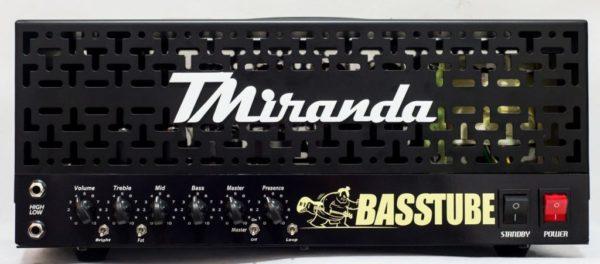 Bass Tube Amp 200w - Amplificadores Valvulados & pedais de efeito - TMiranda 2