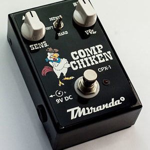 Comp-X CPX-1- compressor sustainer effect pedal