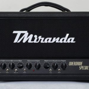 Overdrive Special Plus Reverb