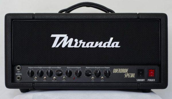 Overdrive Special Plus Reverb - Amplificadores Valvulados & pedais de efeito - TMiranda