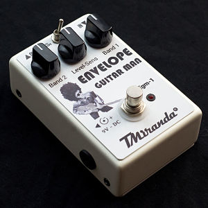 Envelope-Man – envelope filter effect pedal