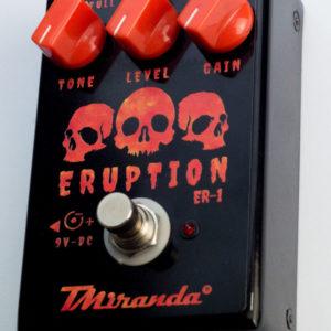 Eruption Er1- Distortion guitar effect pedal