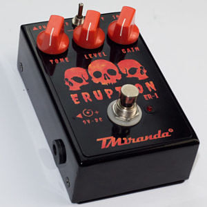 Eruption Er1- Distortion guitar effect pedal