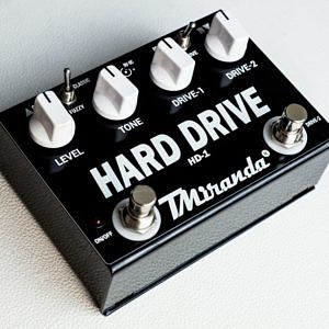Hard Drive HD-1 -guitar super overdrive
