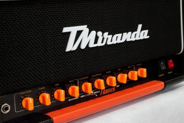 Flames Head - Amplificadores Valvulados & pedais de efeito - TMiranda 4