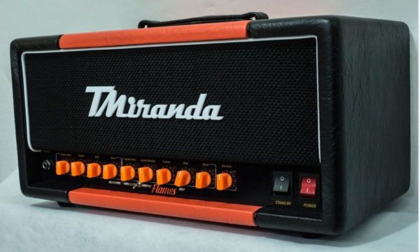 Flames Head - Amplificadores Valvulados & pedais de efeito - TMiranda 3