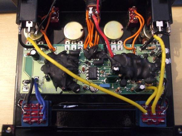 Hard Drive HD-1 - Amplificadores Valvulados & pedais de efeito - TMiranda 5