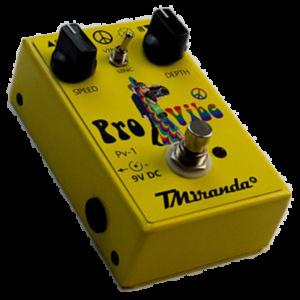 Pro Vibe PV-1 – Leslie effect pedal