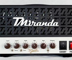 TClean (50w ou 18w) – guitar tube amp