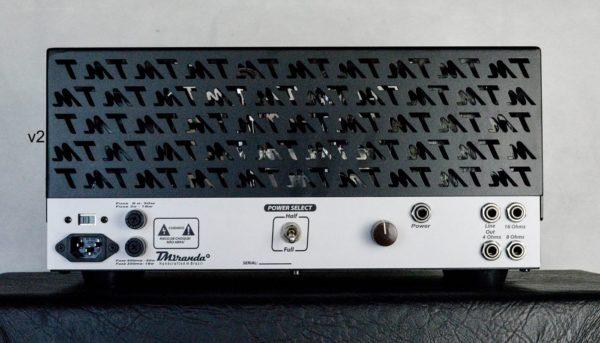 TClean (50w ou 18w) - Amplificadores valvulados & pedais de efeito - TMiranda 3