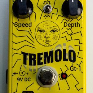 Tremolo effect pedal GT-1