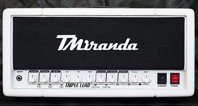 Triple Lead - Amplificadores valvulados  - TMiranda
