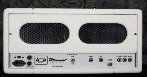 Triple Lead - Amplificadores Valvulados & pedais de efeito - TMiranda 1