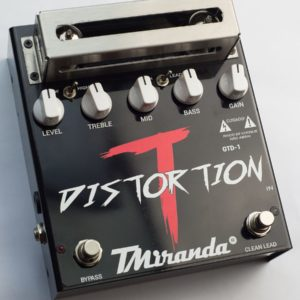 Guitar Tube Distortion GTD-1 – effect pedal