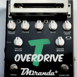 Tube Overdrive Special – effect pedal