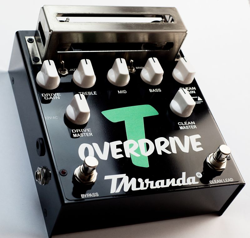 Dumble overdrive Special Pedal- TMiranda