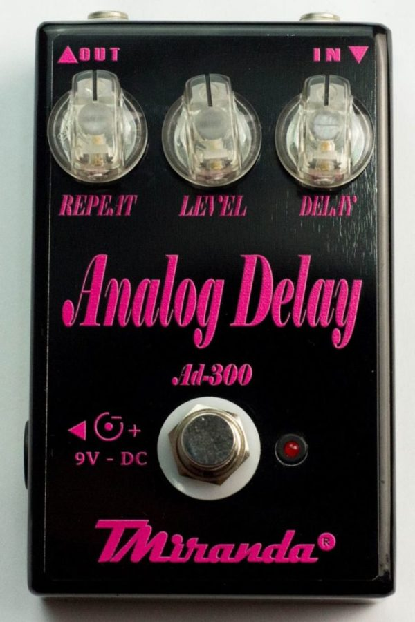 boss dm3 analog delay