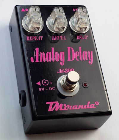 Boss dm 2 analog delay