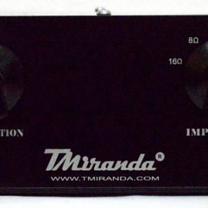 Power Attenuator for tube amps – Load Box – Power Soak