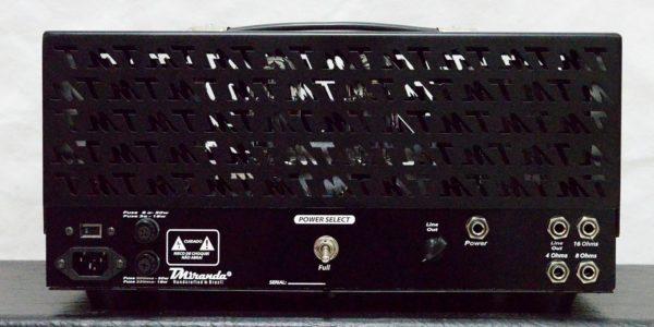 Amplificador valvulado Classic Deluxe Lt. (50w ou 18w) - Amplificadores valvulados & pedais de efeito - TMiranda