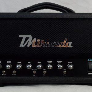 Colossal 3 50w (The Warrior)-High gain guitar tube amp