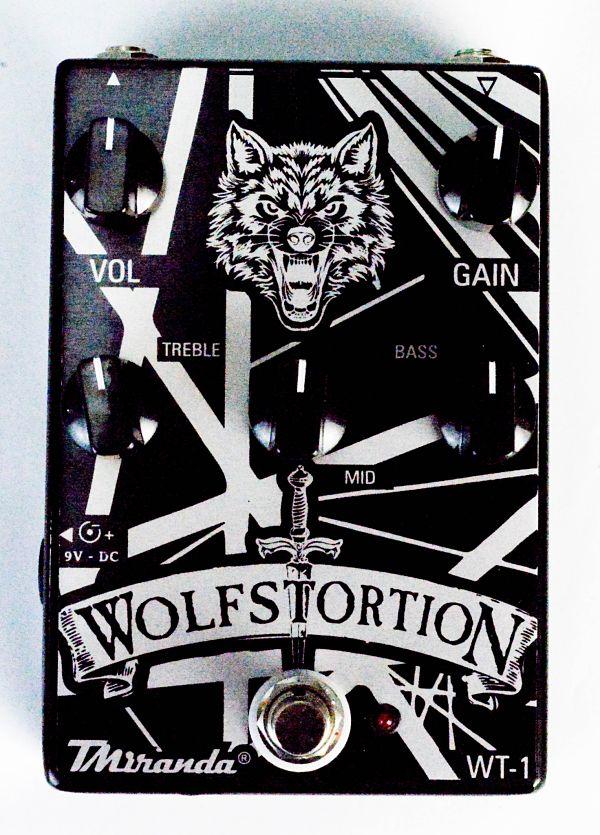 Wolfstortion - 5150 III in a box - Amplificadores valvulados  - TMiranda