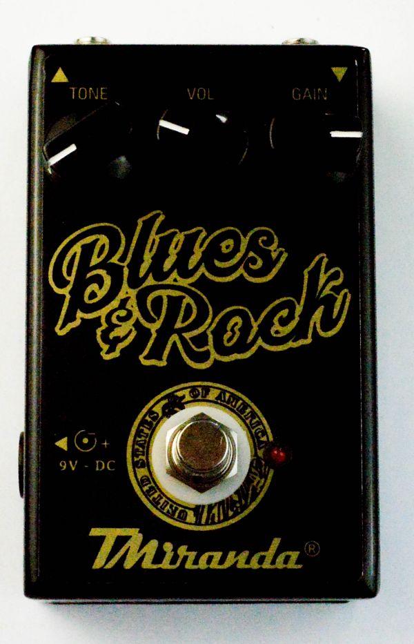 Blues & rock- Klon Centaur - Amplificadores valvulados  - TMiranda 1