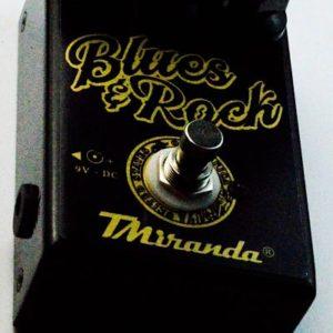 Blues & rock – Super overdrive pedal