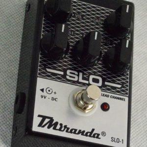 Soldano Slo pedal